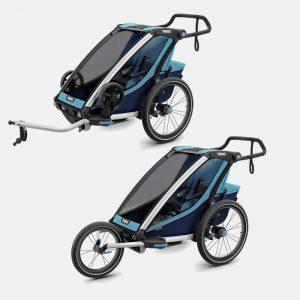 Vozíky pro 1 dítě